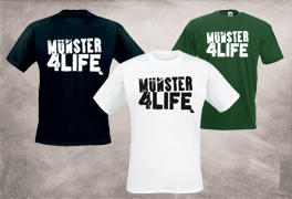 Münster 4 Life T-Shirts