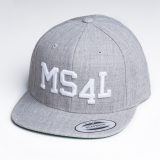 Münster Cap Snapback - MS4L (Heather)