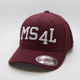 Münster Cap Flexfit - MS4L (Maroon)