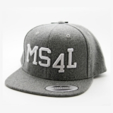 Münster Cap Snapback - MS4L (Melton Wool)