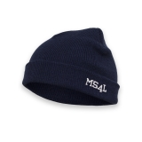 MS4L Kids Beanie (Navy)