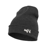 Münster Beanie - MS4L Handletter (Charcoal)