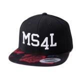 Münster Cap Snapback - MS4L (Roses Rot)