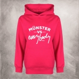 Münster vs everybody Hoody (Pink)